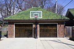 Modern Garage Royalty Free Stock Photo