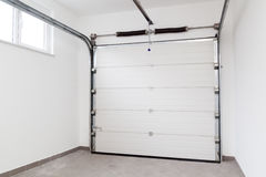 Modern garage Royalty Free Stock Photography