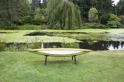 Modern garden Royalty Free Stock Images