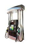 Modern Gas Pump Stock Photo
