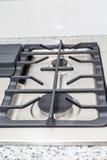 Modern gasgasbrännare Royaltyfri Fotografi