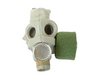Modern gasmasker Royalty-vrije Stock Foto's