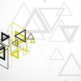 Modern geometric background. . Stock Photo