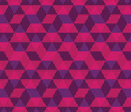 Modern-Geometric-Pattern-002 Lizenzfreies Stockbild