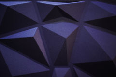 Modern Geometric purple texture Background Stock Images