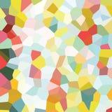 Modern Geometric Seamless Pattern Vector, Abstract Mosaic Pattern. Pattern Mosaic Tiles Texture Royalty Free Stock Photo