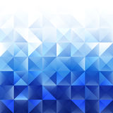 Modern geometrical abstract background Royalty Free Stock Photos