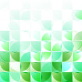 Modern geometrical abstract background Royalty Free Stock Photo