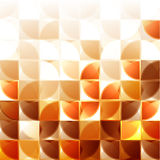 Modern geometrical abstract background. Eps 10 Royalty Free Stock Photography