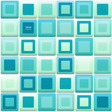 Modern geometrical abstract background. vector background Royalty Free Stock Photos