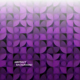 Modern geometrical abstract background. vector background Stock Photos
