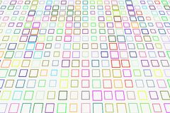 Modern geometrical square, rectangle background pattern abstract. Decoration, effect, canvas & style. Modern geometrical square, rectangle background pattern stock illustration