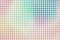 Modern geometrical star background pattern abstract. Design, web, digital & color. Modern geometrical star background pattern abstract. Style of mosaic or tile Royalty Free Stock Photography