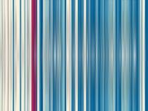 Modern gestreept patroon Royalty-vrije Stock Foto