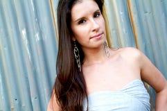 Modern girl Royalty Free Stock Photo