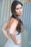 Modern girl Stock Photography