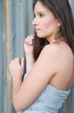 Modern girl Royalty Free Stock Photography