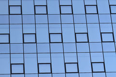 Modern glas facade Stock Photo