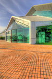 Modern glass architecture Royalty Free Stock Images