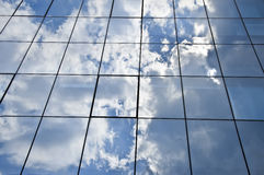 Modern Glass Architecture Stock Images