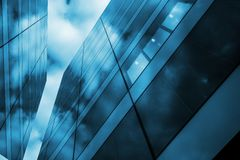 Modern Glass Architecture Royalty Free Stock Image