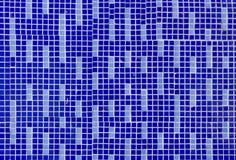 Modern glass bakgrund för mosaiktegelplattor vektor illustrationer
