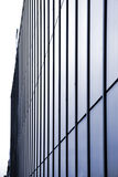 Modern glass building Stock Images