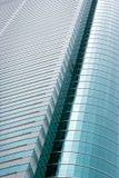 Modern glass building. Taken as a part Stock Photo