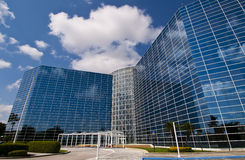 Free Modern Glass Building Royalty Free Stock Image - 18888326
