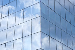 Free Modern Glass Building Royalty Free Stock Image - 24640676