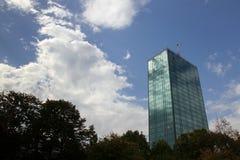 Modern glass building Stock Photos