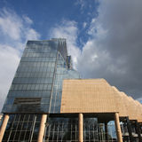 Modern glass building Royalty Free Stock Photography