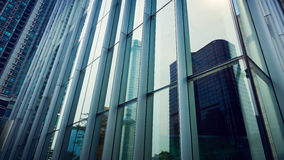 Free Modern Glass Building Stock Photography - 61975392