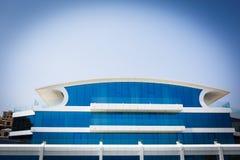 Modern glass building Stock Photo