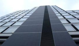 Modern glass building of centre Sofia, Bulgaria, Oct 6, 2014 Stock Photo