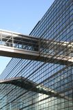 Modern Glass Building - Exterior Royalty Free Stock Image