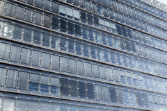 Modern glass building exterior Royalty Free Stock Photography