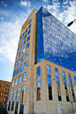 Modern Glass Building Kansas City Royalty Free Stock Photos