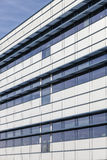 Modern glass building, office exterior Stock Photography