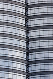 Modern glass building, textured and background Royalty Free Stock Images
