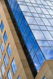 Modern Glass Buildings in Kansas City Royalty Free Stock Photos