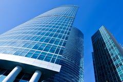 Free Modern Glass Business Center Stock Image - 16162121