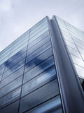 Modern Glass byggnad Arkivbild
