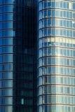 Modern Glass Facade Stock Photos