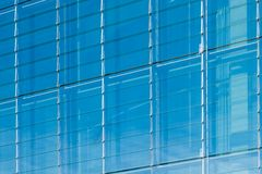 Modern glass facade , office building background , window front. Modern glass facade , office building background - window front Royalty Free Stock Image