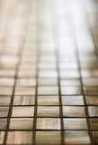 Modern Glass Mosaic Tiles Stock Image