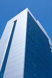 Modern glass office building Royalty Free Stock Photos