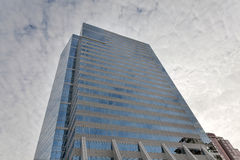 Modern Glass Office Building Royalty Free Stock Image
