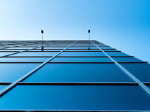 Modern glass office buildings. Stock Image