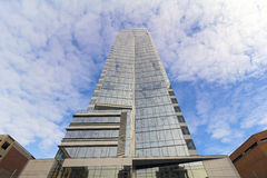 Modern Glass Office Tower Royalty Free Stock Photo